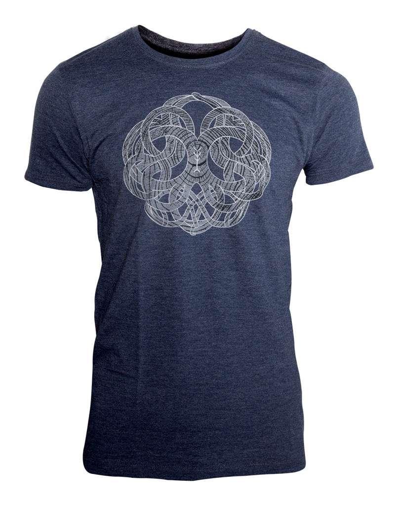 Difuzed T-Shirt - God of War: Yggdrasil, schwarz, L