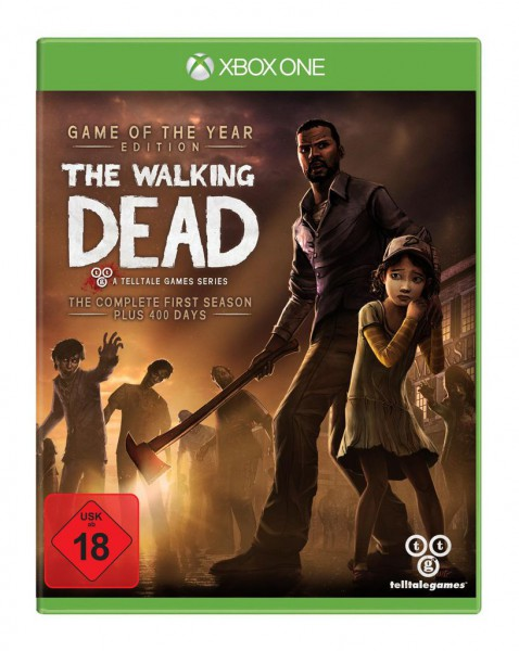 The Walking Dead Game Of The Year Edition Xbo Günstig Schnell