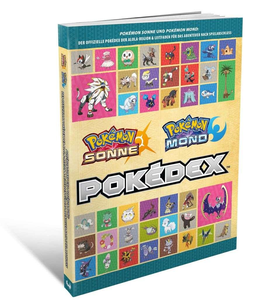 Pokemon Sonne und Pokemon Mond Pokedex