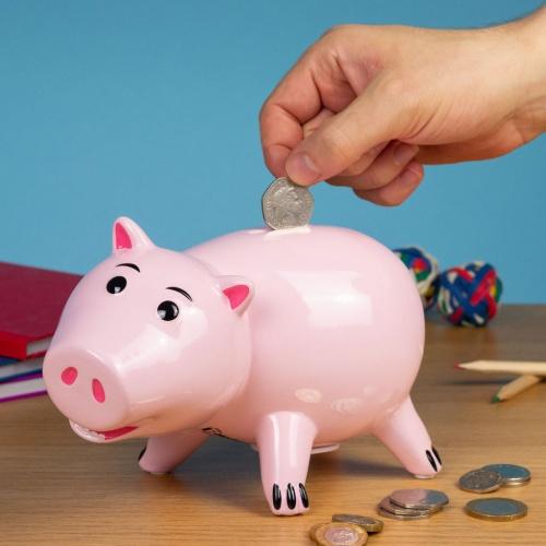 Schwein Specky Neu Spardose Toy Story